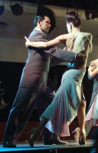 Catulo Tango show Tango dance steps