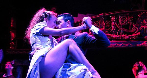 Esquina Carlos Gardel Tango Show passion and sensuality of Tango
